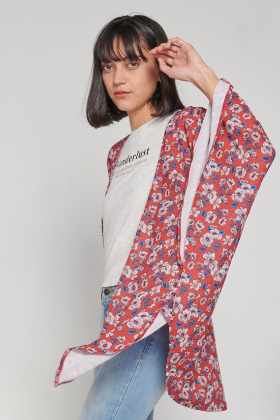 Koaj Blusa Kimono Koaj Loreak 2/19