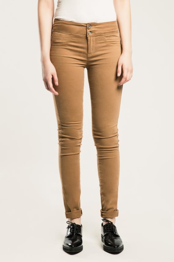 Basic Pantalon Koaj Drill Push Up 1 Tm 1/17