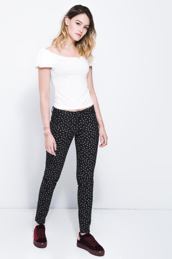 Jeanswear Pantalon Koaj Drill Jegging Maca 1 1/18