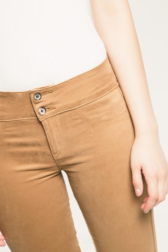 Basic Pantalon Koaj Drill Push Up 7 Tm 2/17