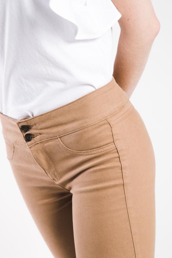 Basic Pantalon Koaj Drill Push Up 13 Tm 3/17