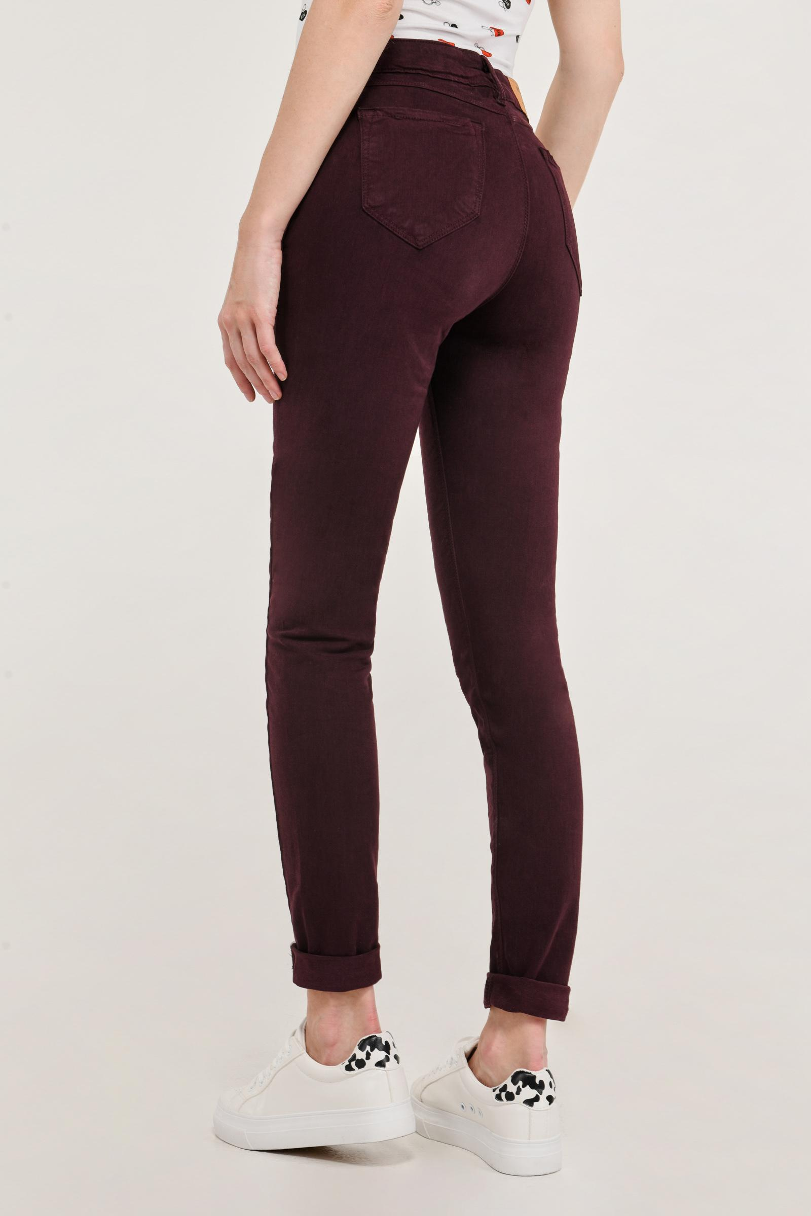 KOAJ-PANTALON KOAJ DRILL JEGGING TM 3 3/19