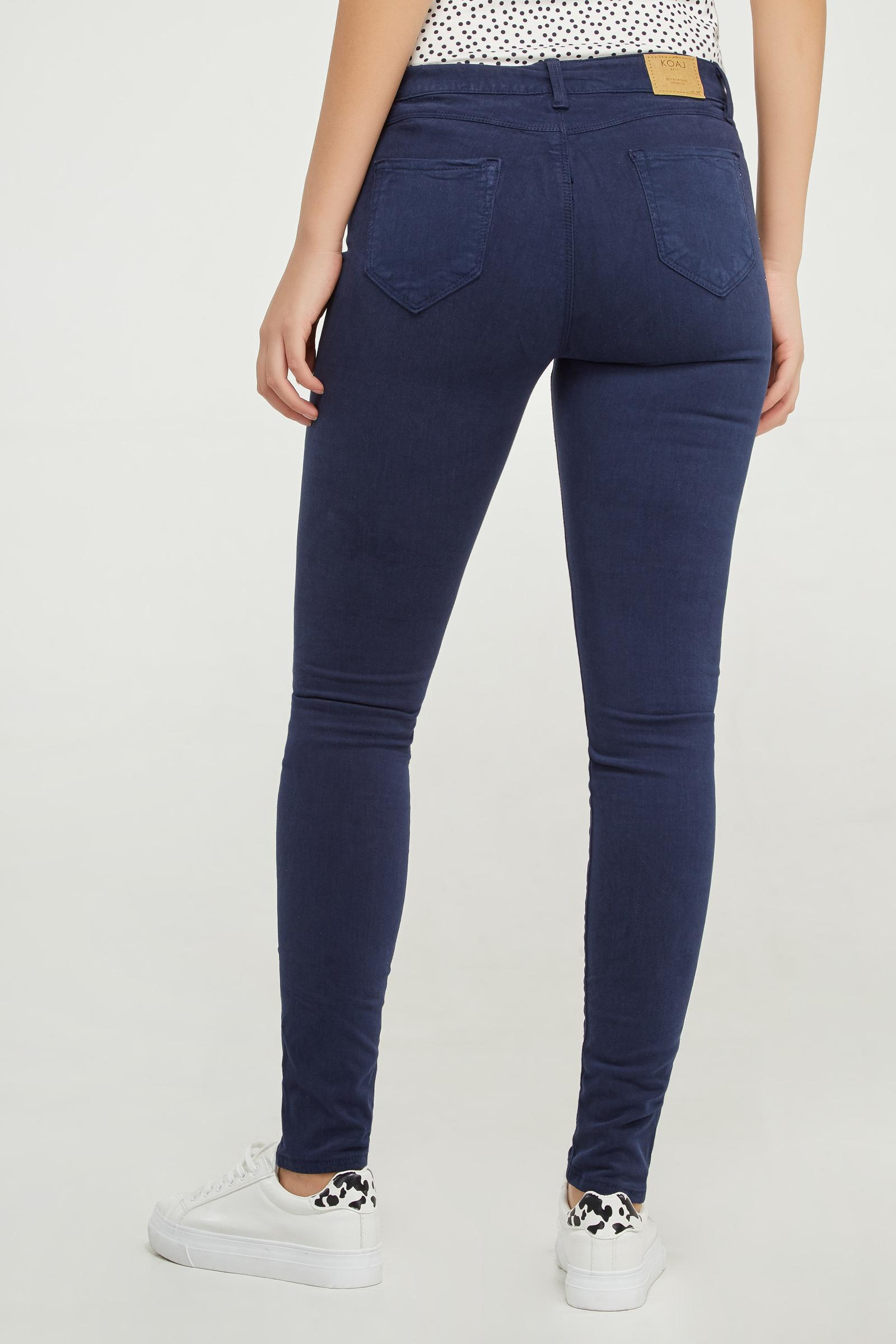 KOAJ-PANTALON KOAJ DRILL JEGGING TM 5 3/19
