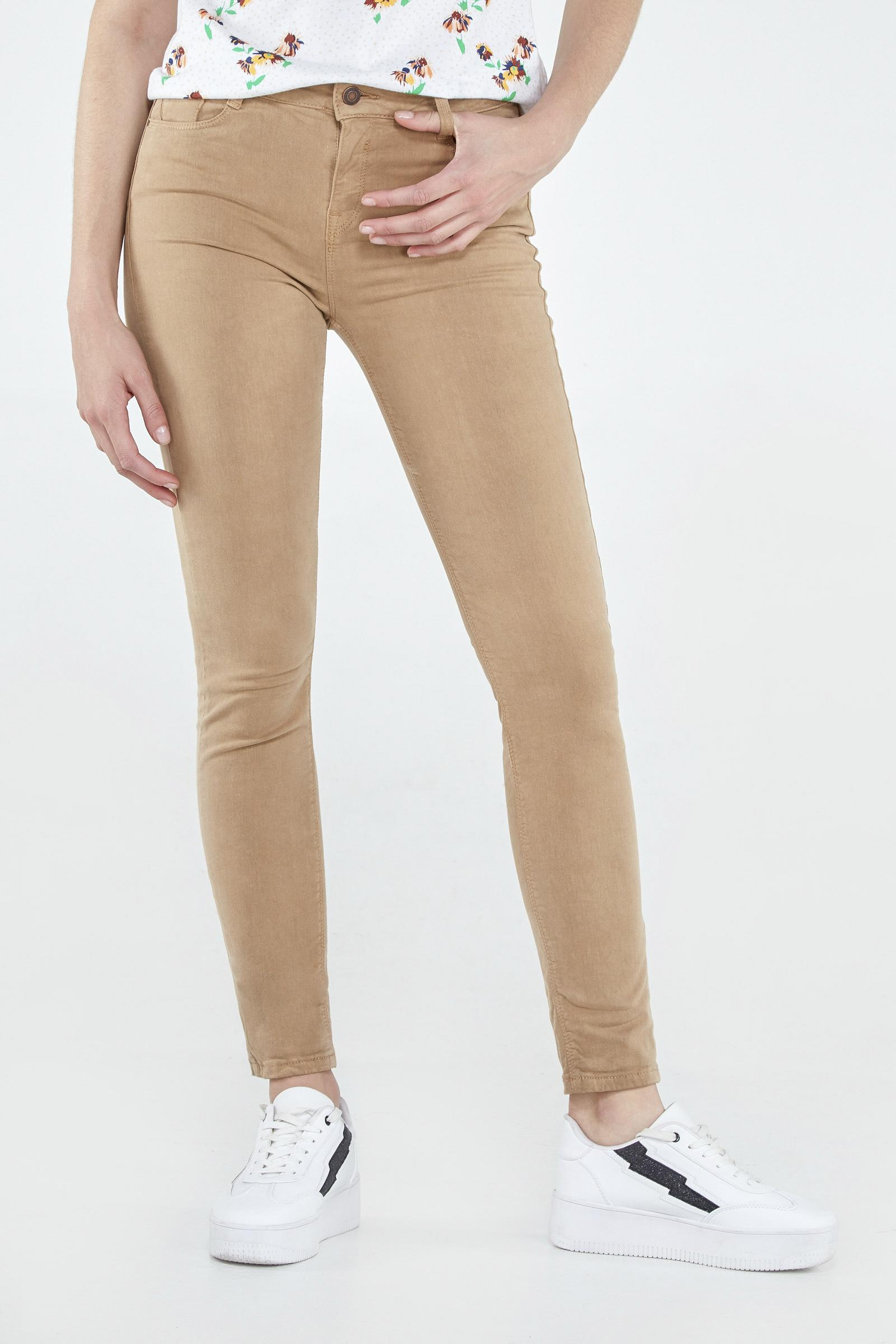 KOAJ-PANTALON KOAJ DRILL JEGGING TM 10 4/19