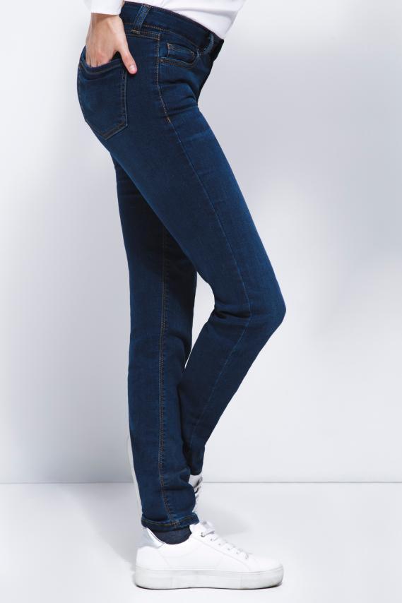 Basic Pantalon Koaj Jean Curvy 1/18