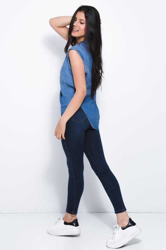 Basic Pantalon Koaj Jean Jegging Ta 2 1/18
