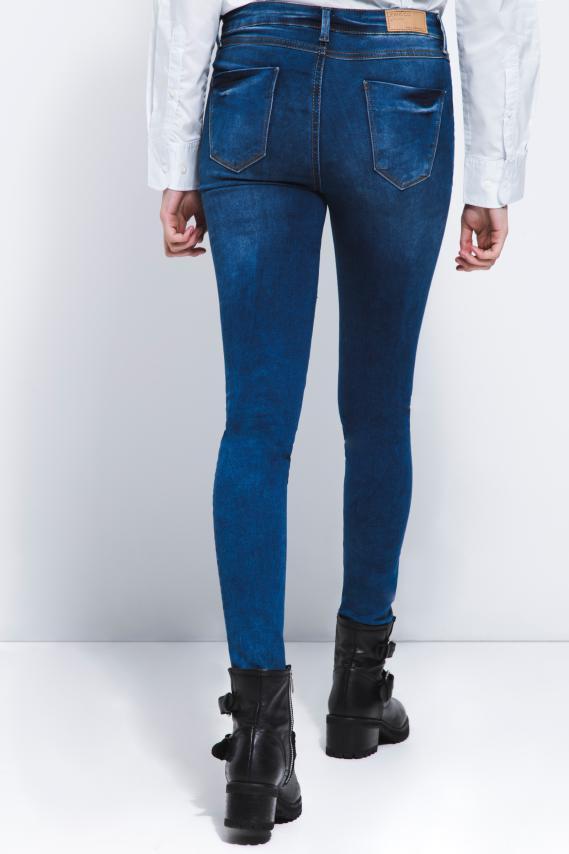 Basic Pantalon Koaj Jean Jegging Ta 8 1/18