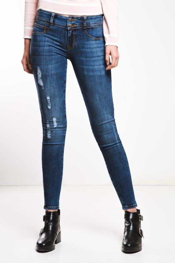 Jeanswear Pantalon Koaj Scarlete Push Up Fit 1/18