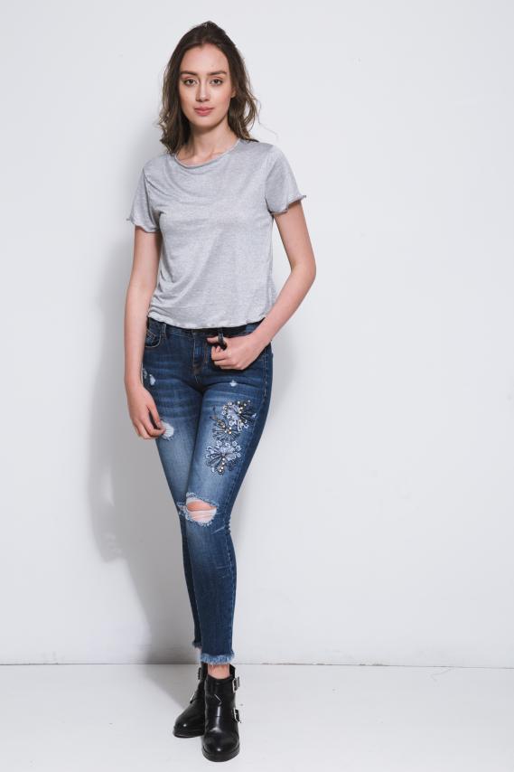Jeanswear Pantalon Koaj Consty Curvy Fit 1/18