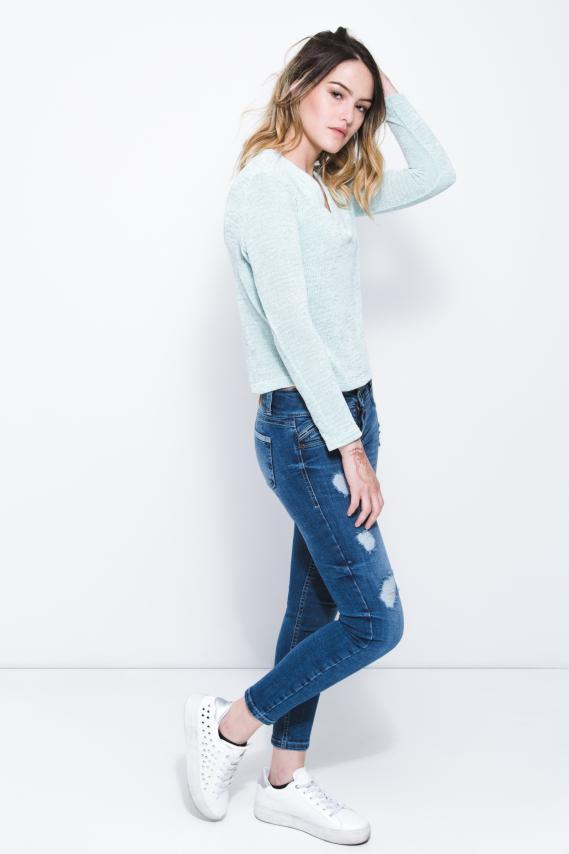 Jeanswear Pantalon Koaj Aladina 3 Push Up 1/18