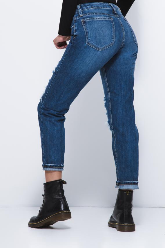 Jeanswear Pantalon Koaj Haylyn 2 Boy Friend 1/18