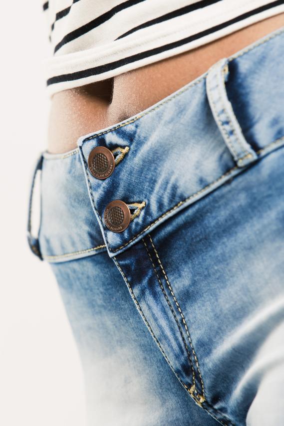 Basic Pantalon Koaj Jean Push Up 2 2/17