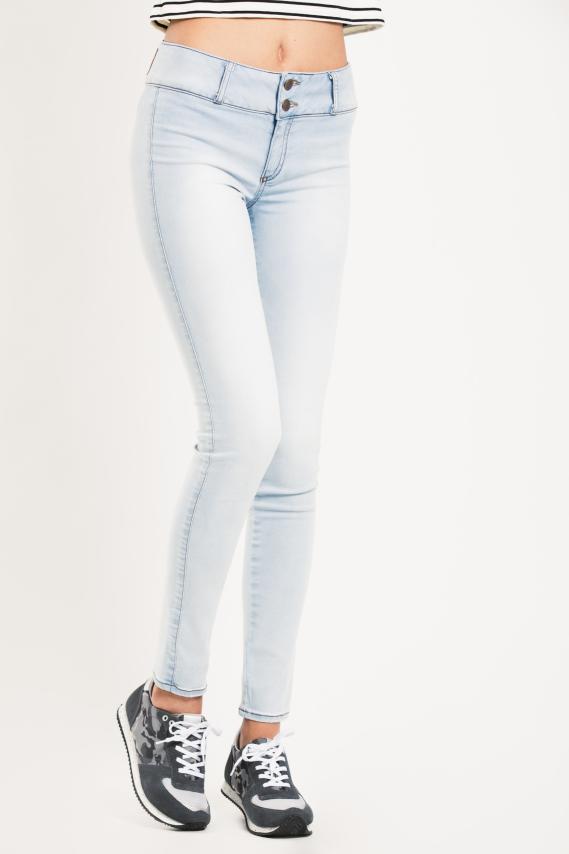 Basic Pantalon Koaj Jean Push Up 3 2/17