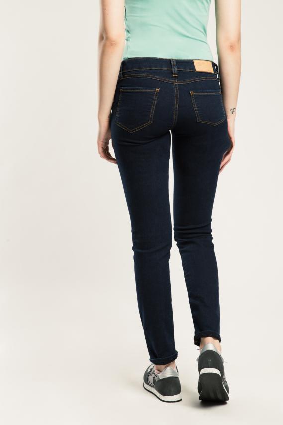 Basic Pantalon Koaj Jean Curvy 2/17