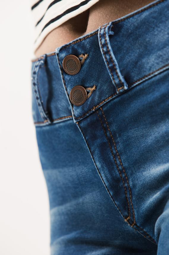 Basic Pantalon Koaj Jean Push Up 5 2/17