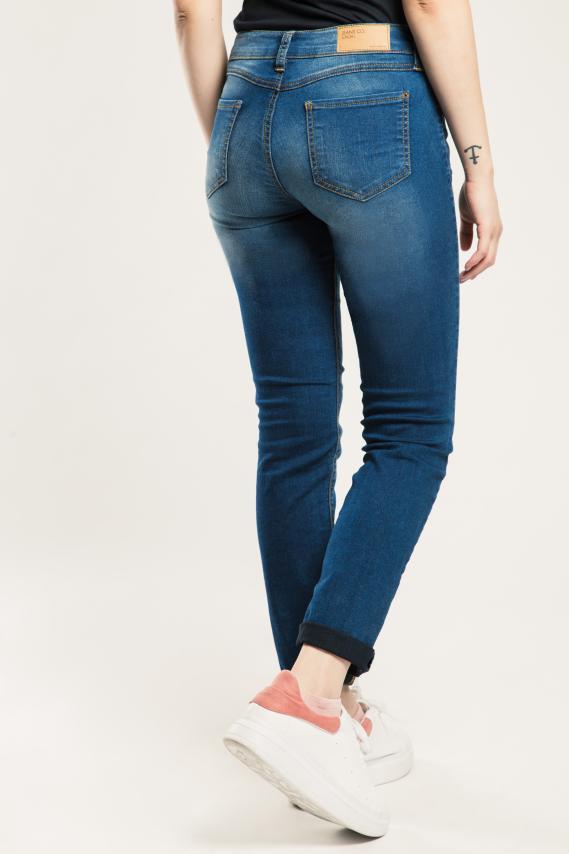 Basic Pantalon Koaj Jean Curvy 7 2/17