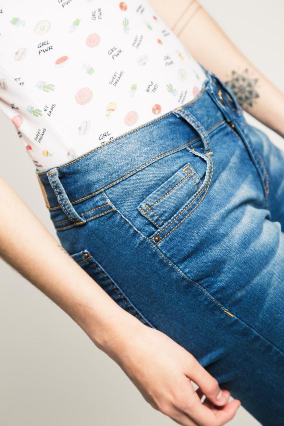 Basic Pantalon Koaj Jean Curvy 11 2/17
