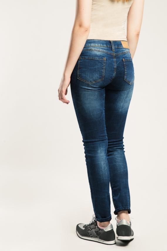 Basic Pantalon Koaj Jean Curvy 13 2/17