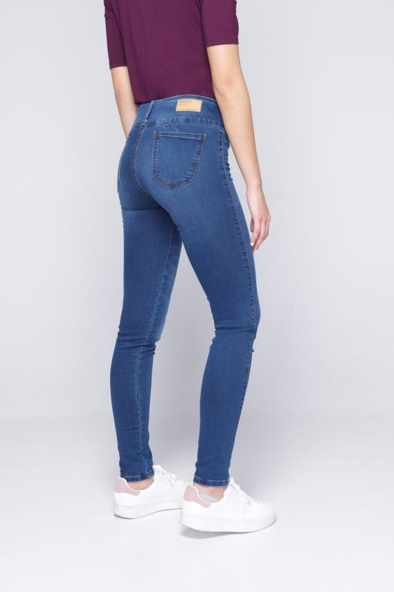 Koaj Pantalon Koaj Jean Push Up 10 2/18