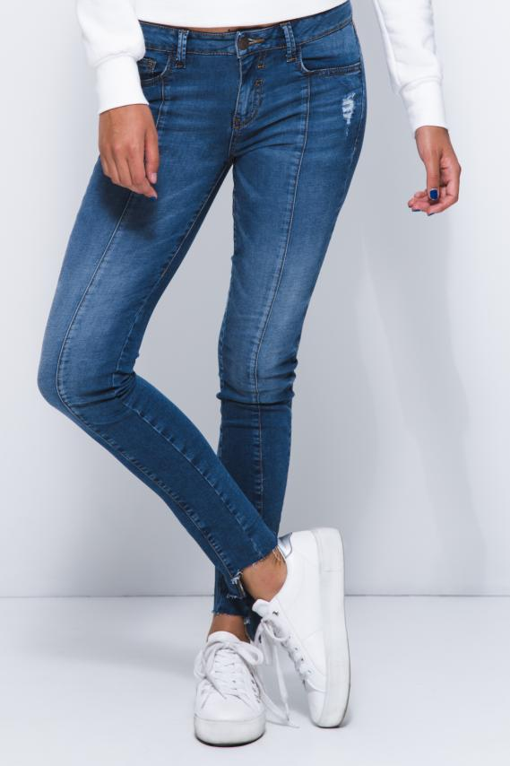 Jeanswear Pantalon Koaj Raty Curvy Fit 2/18