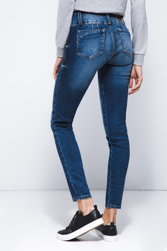Jeanswear Pantalon Koaj Caisyl Push Up Fit 2/18