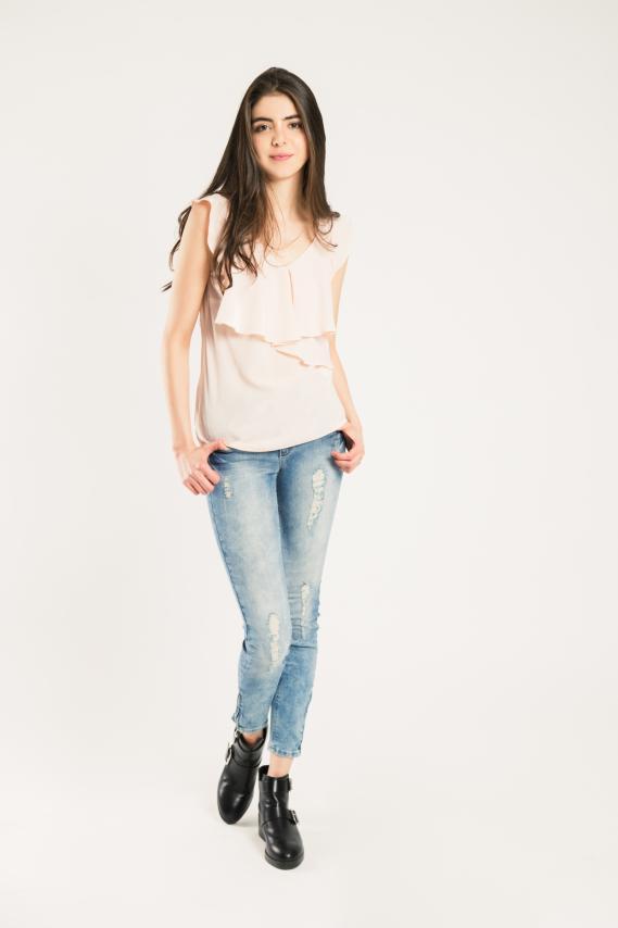 Jeanswear Pantalon Koaj Sunny Push Up 3/17
