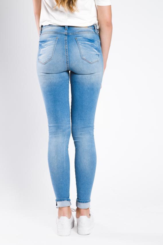 Basic Pantalon Koaj Jean Jegging Ta 20 3/17