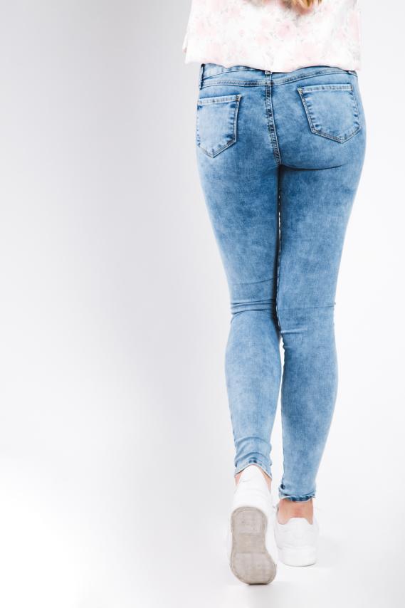 Basic Pantalon Koaj Jean Jegging 86 3/17