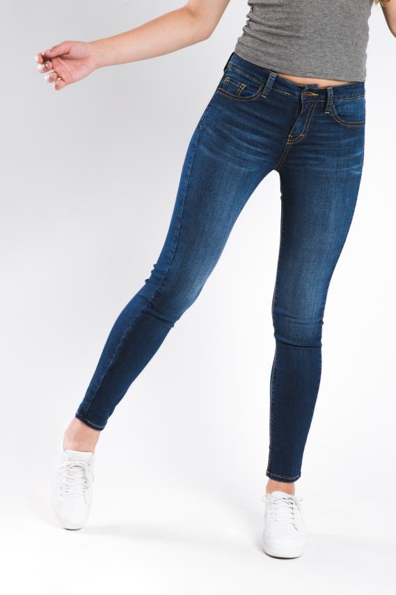 Basic Pantalon Koaj Jean Curvy 26 3/17