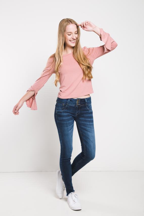 Jeanswear Pantalon Koaj Milty Push Up 3/17