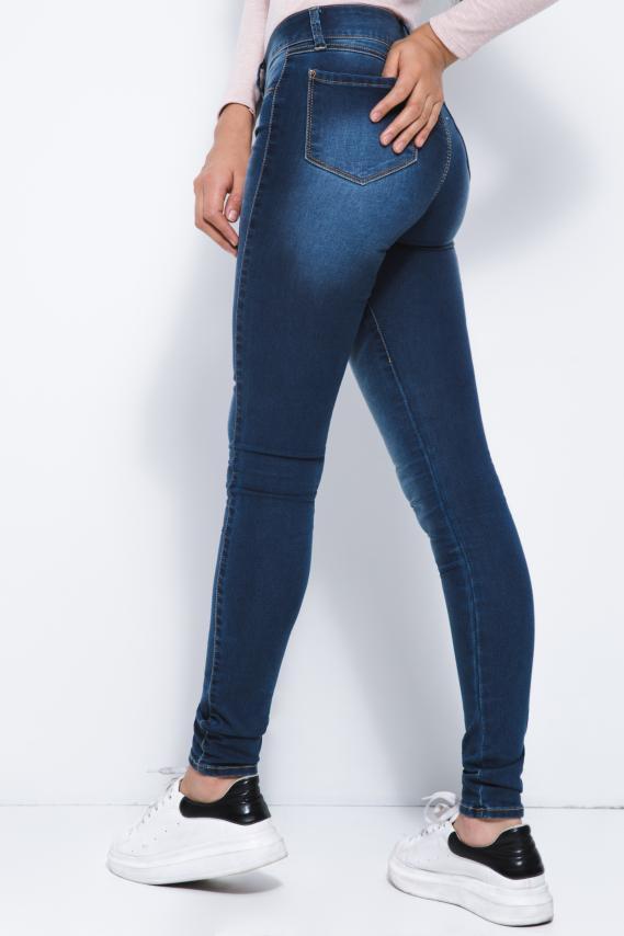 Basic Pantalon Koaj Jean Jegging 88 3/17