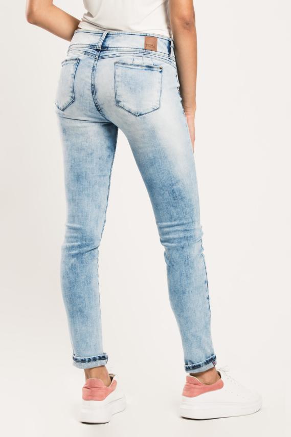 Chic Pantalon Koaj Emty Jegging 4/16