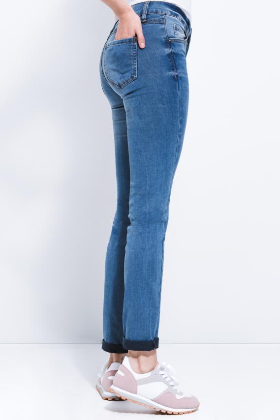 Basic Pantalon Koaj Jean Curvy 16 4/17