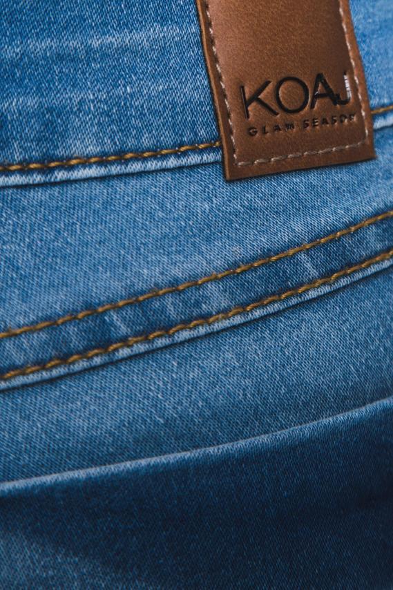 Basic Pantalon Koaj Jean Jegging Ta 28 4/17