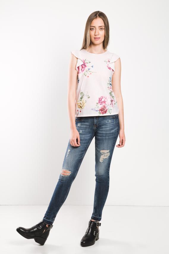 Jeanswear Pantalon Koaj Tally Push Up 4/17