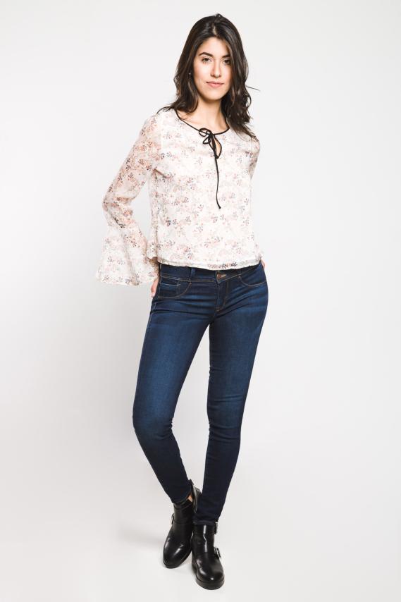 Jeanswear Pantalon Koaj Maeva Push Up Fit 4/17