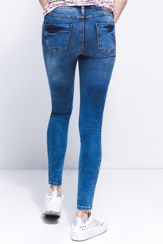 Basic Pantalon Koaj Jean Jegging Ta 33 4/17