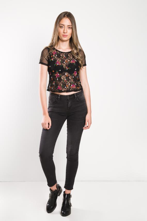Jeanswear Pantalon Koaj Grimmy Curvy 4/17