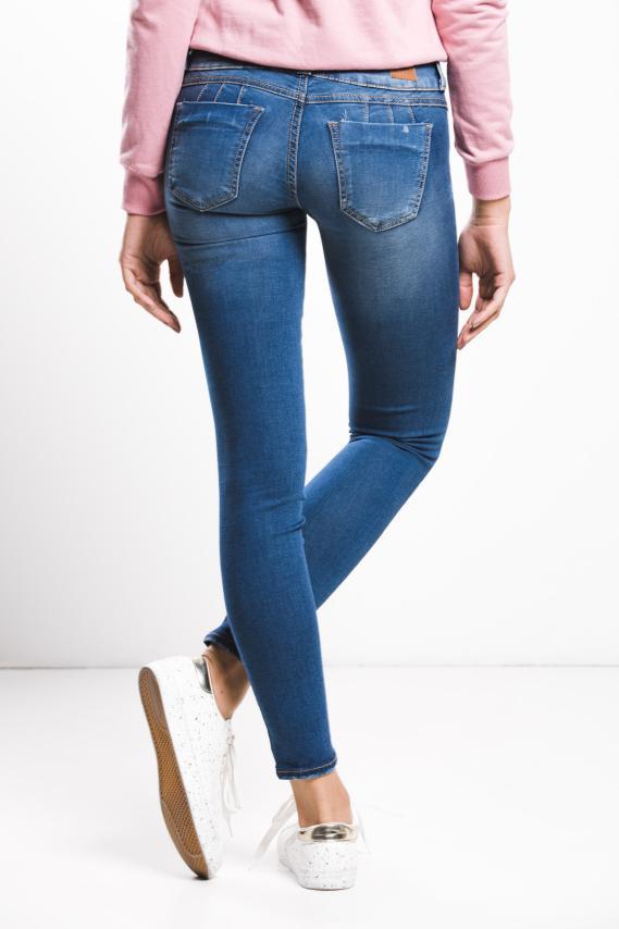 Jeanswear Pantalon Koaj Katrym Push Up Fit 4/17