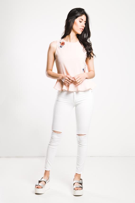 Jeanswear Pantalon Koaj Dalsa Curvy Fit 4/17