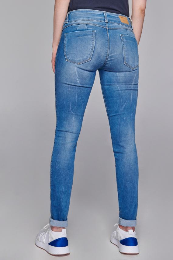 Koaj Pantalon Koaj Jean Push Up 3 1/19