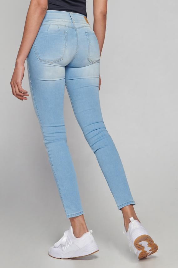 Koaj Pantalon Koaj Jean Push Up 11 1/19