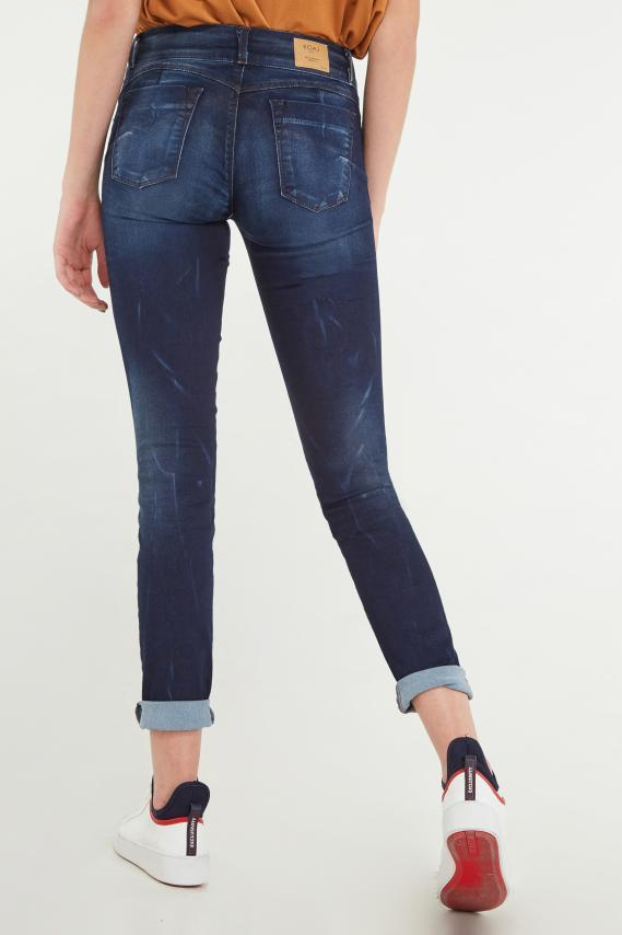 Koaj Pantalon Koaj Jean Push Up 36 3/19