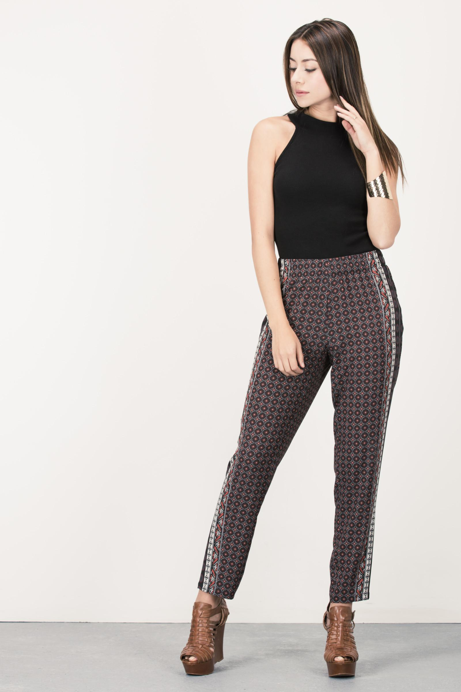 Glam-PANTALON KOAJ WARM 3/16