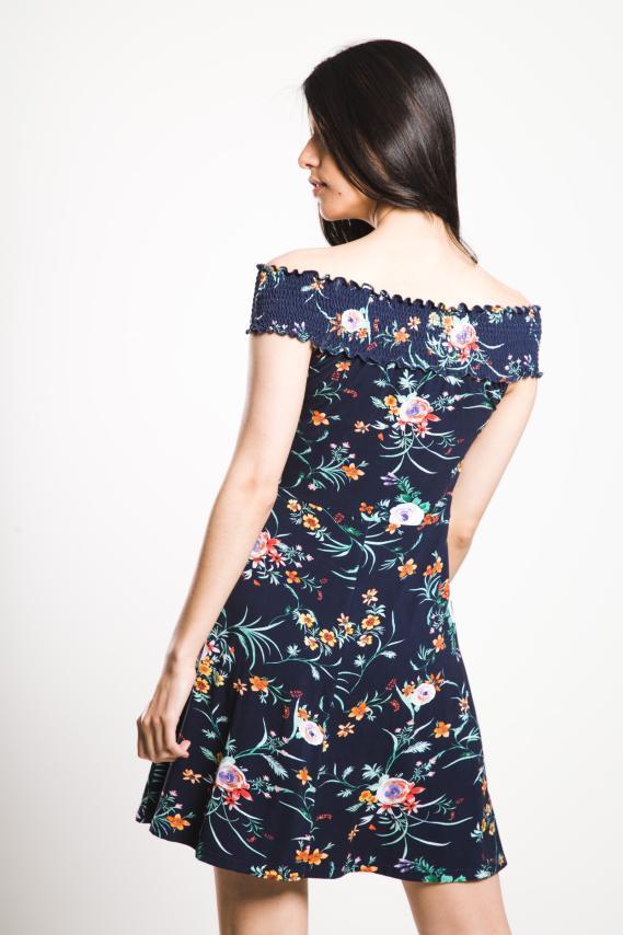 Jeanswear Vestido Koaj Nougat 1/18