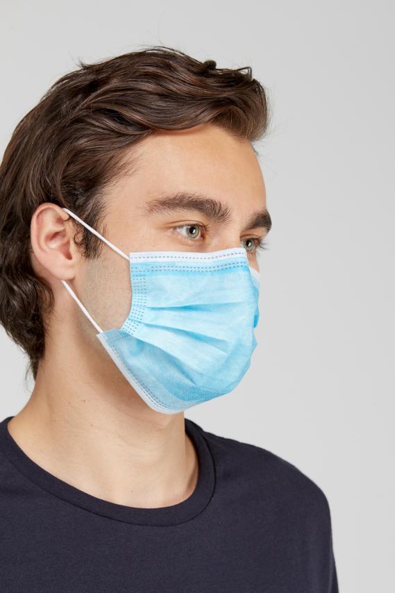 Koaj Tapabocas Face Mask Non Medical X 50